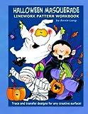 Best Halloween Masquerades - Halloween Masquerade: Linework Pattern Workbook Review