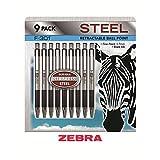 Zebra F-301 Ballpoint Retractable Pen, Black Ink, Fine - Best Reviews Guide