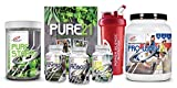 Pure 21 Weight Loss Diet Kit for Healthy Lifestyle | Made in the USA | All Natural | By Power Blendz | Chocolate Flavor