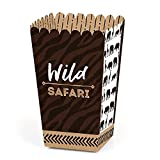 Best Big Dot of Happiness Birthday Gifts For One Year Olds - Wild Safari - African Jungle Adventure Birthday Party Review