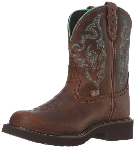 Justin Boots Women's Gypsy-W, Tan Jaguar, 7 B US
