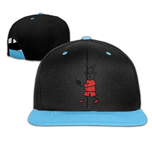 Qiop Nee Child Hip Hop Baseball Caps and Hats Boys' Girl Table Tennis Players