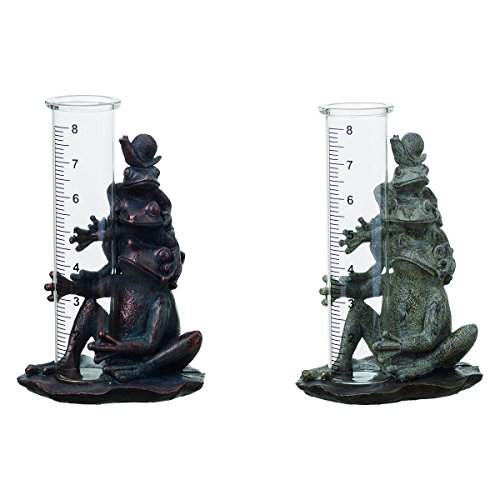 gs Rain Gauge A/2 (Stacked Frogs)