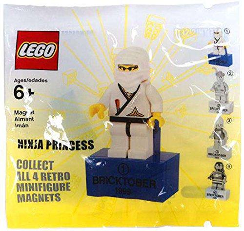 LEGO 4652184 Ninja Princess Bricktober 1999 - Figura de LEGO ...