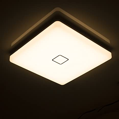 Lights & Lighting New Modern 24w 36w Led Ceiling Light Music Playing Fixture Bluetooth Speaker App Control Smart Home Party Lighting Lampara Techo Elegant In Style Ceiling Lights & Fans