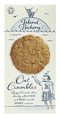 Island Bakery - Island Bakery - Oat Crumbles - 150g