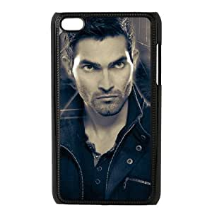 C-EUR Customized Phone Case Of Teen Wolf For Ipod Touch 4