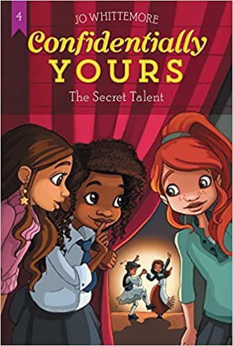 The Secret Talent Confidentially Yours #4