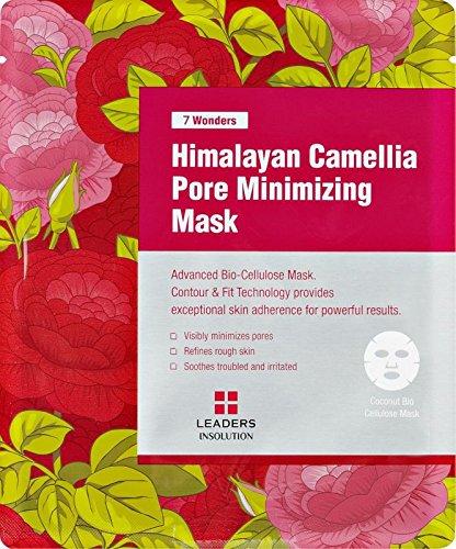Price comparison product image 7 Wonders - Himalayan Camellia Pore Minimizing Cellulose Mask - 1 Mask