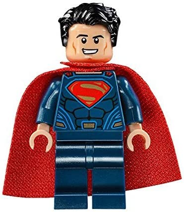 Super girl Minifig minifigures Superman