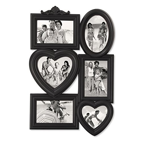heart collage frame - 5