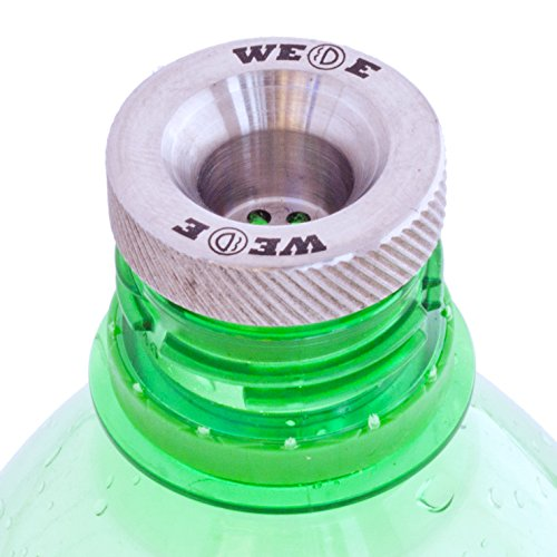 Price comparison product image WEDE FLAME regular bottle top Power High effect filter cap bong