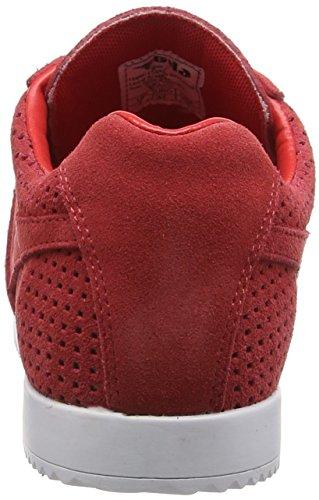 Gola Harrier Squared - Zapatillas mujer Rojo