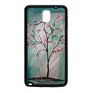 Unique pink tree Cell Phone Case for Samsung Galaxy Note3