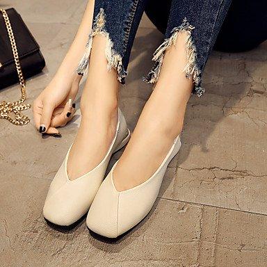 Talons Automne ggx Evénement formelles Confort amp; LvYuan Chaussures à Habillé Soirée white MarcheConfort Décontracté Chaussures Polyuréthane Femme zxIfB