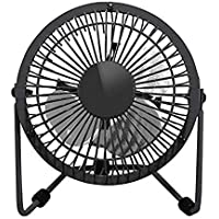 Mainstays 4-Inch Mini Fan (black)