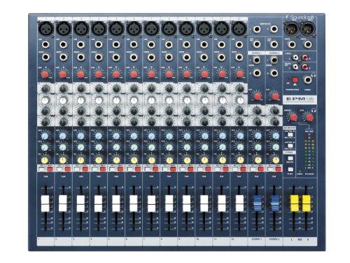 Soundcraft EPM12 High-Performance 12-Channel Audio ()
