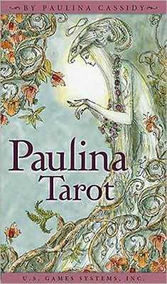 Novelty Toys Tarot Cards Magical Paulina Charming World of Insight and Inspiration 78 Cards by Raven Blackwood