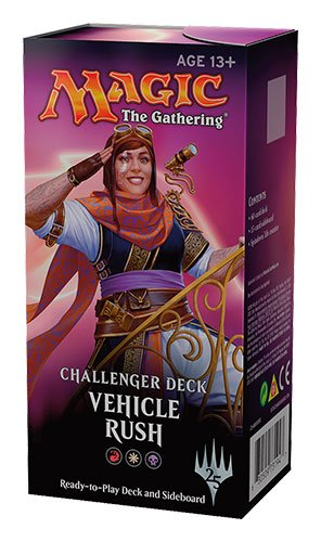 Vehicle Rush MTG Magic The Gathering Challenger Deck – 75 cards