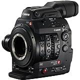 Canon C300 Mark II Cinema EOS Camcorder Body with Dual Pixel CMOS AF (EF Lens Mount) International Version (No Warranty)