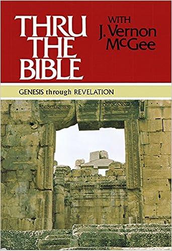Thru The Bible Commentary Volumes 1 5 Genesis Through