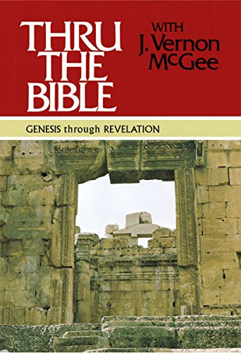 Thru the Bible Commentary, Volumes 1-5: Genesis through Revelation (J Vernon Mcgee 5 Year Bible Study)