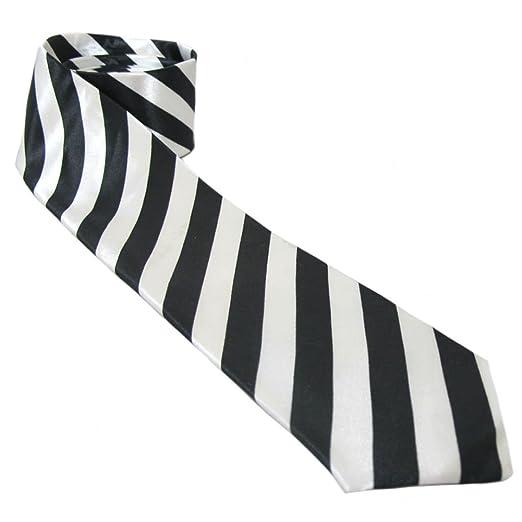 One Size Mens Slim Tie with Mod//Punk//Ska print