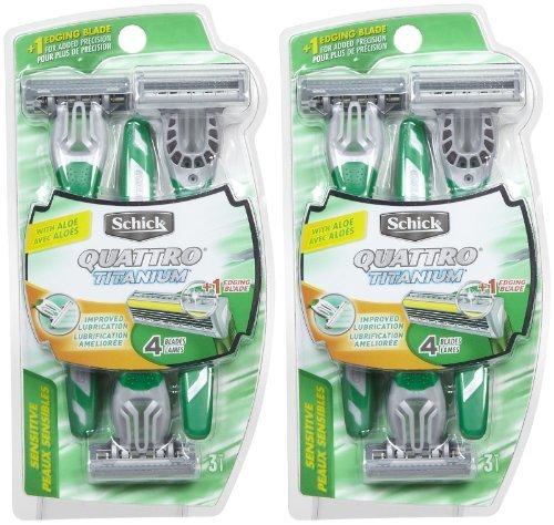 schick-quattro-quattro-titanium-for-men-sensitive-skin-disposable-razor-3-ct-2-pk-by-schick