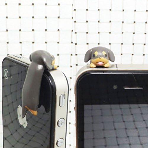 lumanuby polvo enchufe 3,5 mm Animal Universal teléfono lovely ...