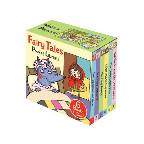 Download Fairy Tales Pocket Library pdf