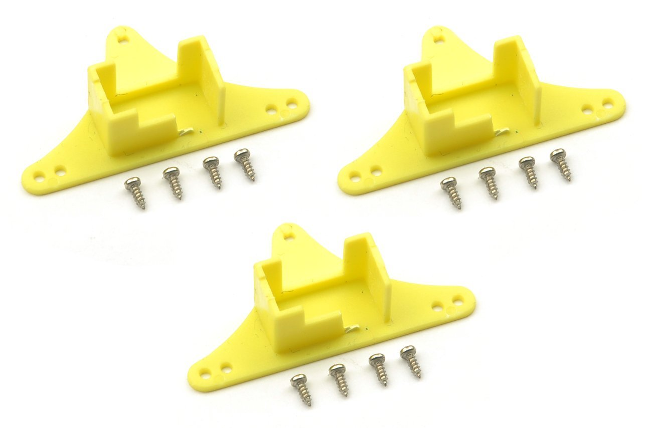 Usmile 3pcs FPV AIO Camera Mount for Blade Inductrix Tiny Whoop Compatible with VM275T CM275t HC48 AIO camera