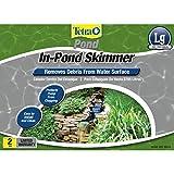 Tetra Pond In-Pond Skimmer, Skims Pond Debris