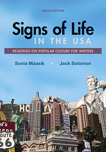 Signs of Life in the USA: Readings on Popular Culture for Writers