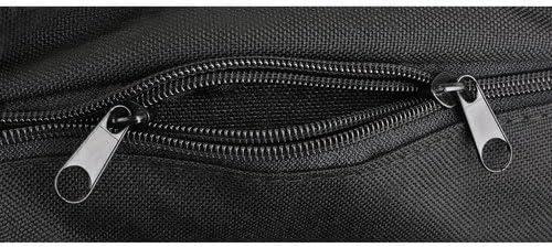 Black Cordura Impact Empty Saddle Sandbag 15 lb