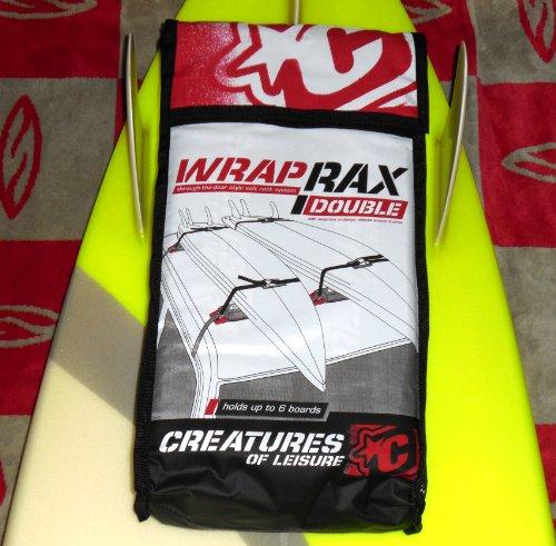 Creatures Leisure Surfboard Soft Racks product image