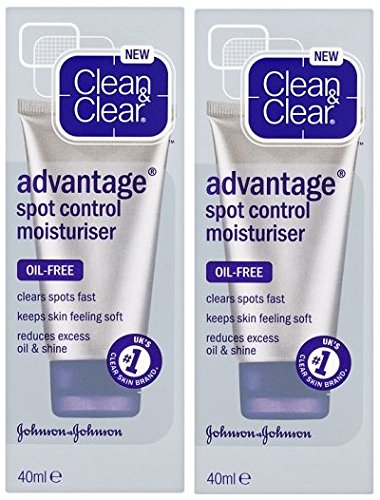 Clean Clear Advantage Moisturizer Oil Free