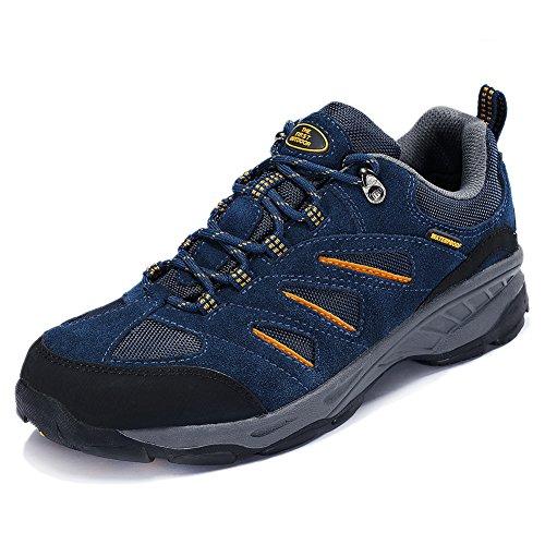 Scarpe ed da Escursionismo Traspirante Scarpe Outdoor TFO a da e Blau Vita Resistente Donna gelb Bassa Trekking UYxqB
