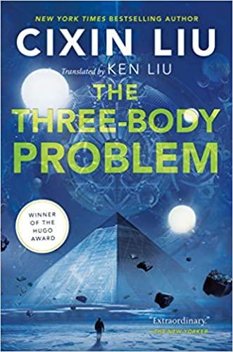 Amazon com: The Three-Body Problem (9780765382030): Cixin