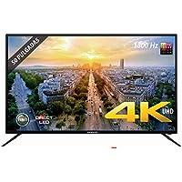 """TV LED INFINITON 50"""" INTV-50 4K UHD 1800HZ - Reproductor y Grabador USB - HDMI - Modo Hotel"""