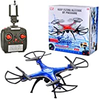 Aurorax Kids Toy RC Quadcopter Drone WIFI FPV 2MP Camera 2.4G 4CH 6Axis Waterproof Drone Toy Game,3.7V 600mAh (included)