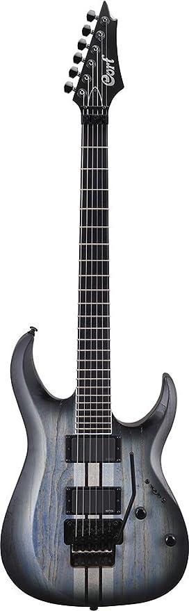 Guitarra electrica cuerpo macizo Cort X500 OPJB