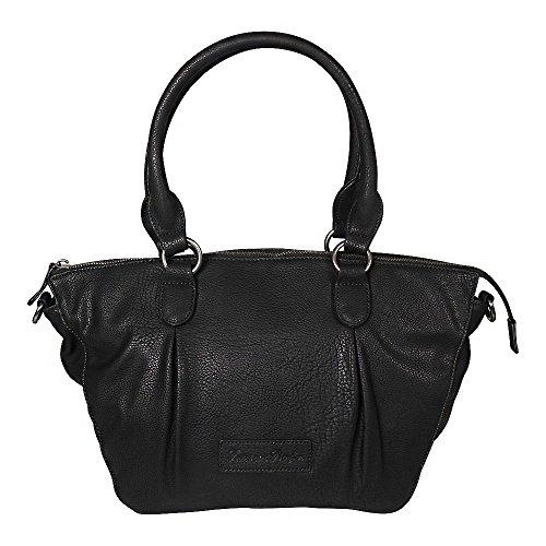 Fritzi aus Preußen Damen Handtasche Anni Berlin Black (schwarz)