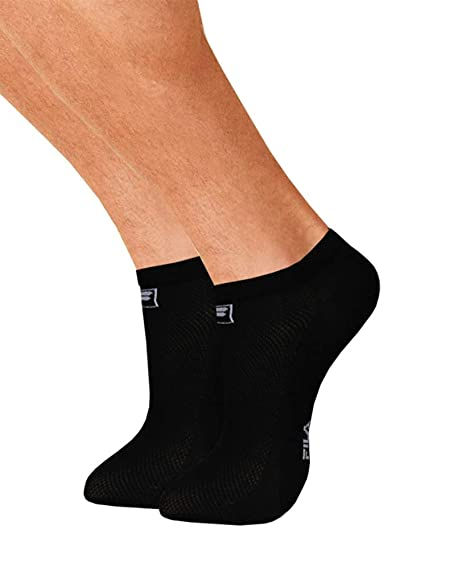 Fila Calcetines deportivos cortos transpirables x3