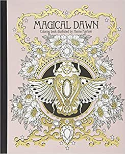 Amazon.com : [1423646592] [9781423646594] Magical Dawn Coloring Book: Published in