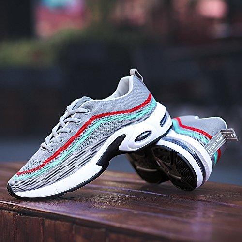 Buste Elastic Casual Mesh In esecuzione Professional Uomo scarpe Sport