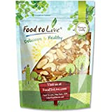 Mixed Raw Nuts by Food to Live (Cashews, Brazil Nuts, Walnuts, Almonds), Unsalted, Bulk — 2 Pounds