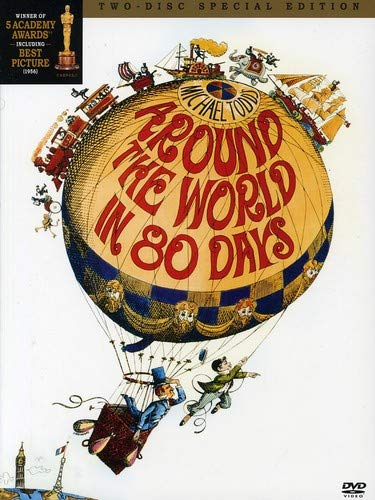 Around the World in 80 Days (Two-Disc Special Edition) (Around The World In 80 Days David Niven)