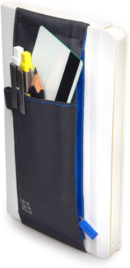A5 Notebook Accessories Vertikal Khaki Beige Moleskine Utensilienband