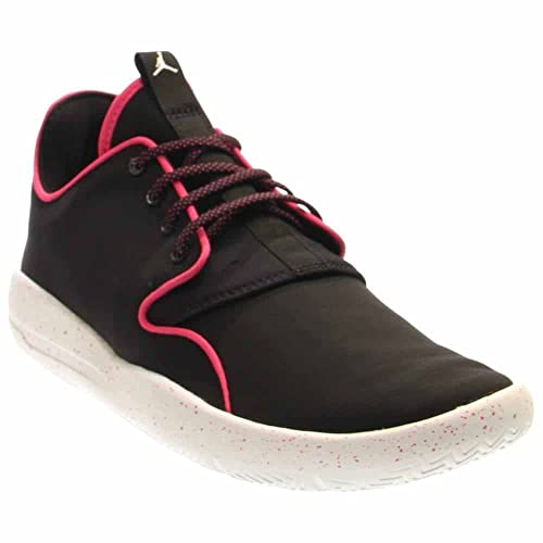 Nike Jordan Eclipse GG, Zapatillas de Running para Niñas, Negro Rosa/Blanco (Black Vivid Pink-White), 35 1/2 EU: Amazon.es: Zapatos y complementos