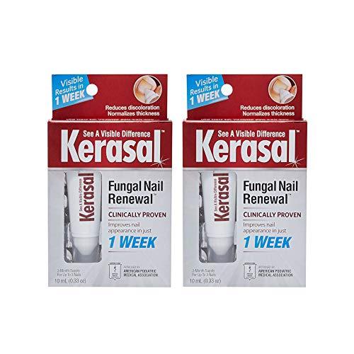Kerasal Kerasal Nail Fungal Nail Renewal Treatment 10 Ml (Pack Of 2), 2 Count